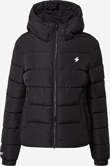 Superdry Between-Season Jacket in Black, Item view