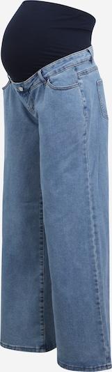 Jeans Missguided Maternity pe albastru denim, Vizualizare produs