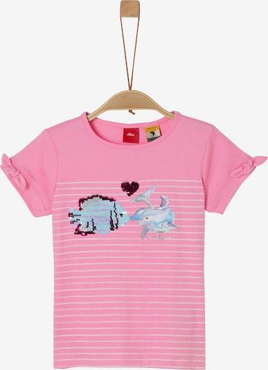 s.Oliver T-Shirt in pink, Produktansicht