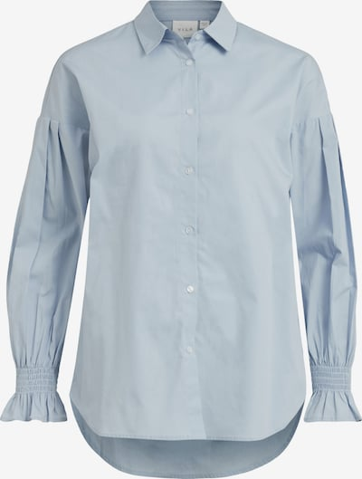 Bluză VILA pe albastru deschis, Vizualizare produs