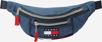 Tommy Jeans Gürteltasche 'Heritage' in blau / rot / weiß, Produktansicht