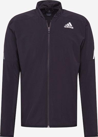 Giacca sportiva 'AERO' ADIDAS PERFORMANCE di colore nero / bianco, Visualizzazione prodotti