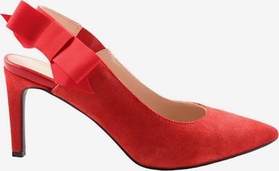 Bianco High Heels in 37 in rot, Produktansicht