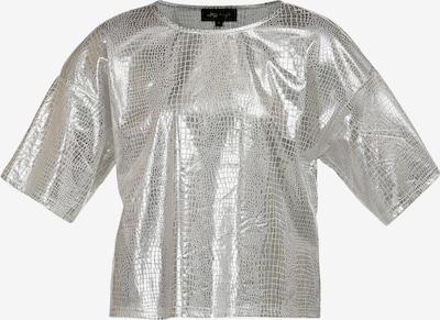 myMo at night Shirt in silber, Produktansicht