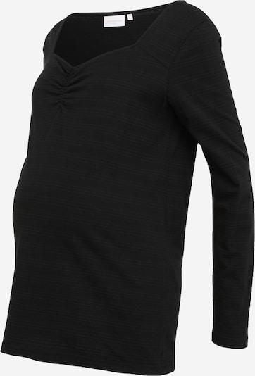 MAMALICIOUS Shirt 'Elly' in schwarz, Produktansicht