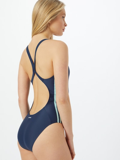 ADIDAS PERFORMANCE Sports swimsuit 'SH3.RO' in Navy, View model