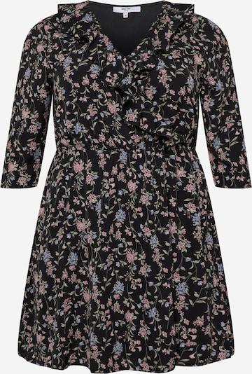 ABOUT YOU Curvy Kleid 'Ella' in schwarz, Produktansicht