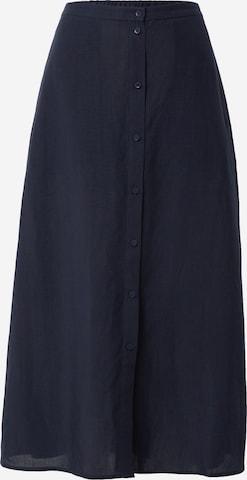 Samsoe Samsoe Skirt 'Mejse' in Blue