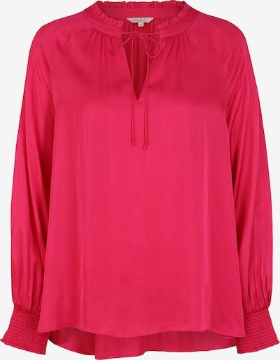 Frogbox Bluse gesmokt in pink, Produktansicht