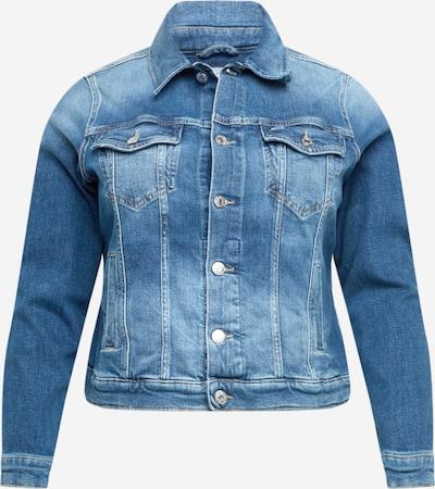 Tommy Jeans Curve Преходно яке в син деним, Преглед на продукта