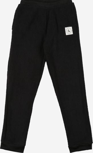 Calvin Klein Underwear Schlafanzug en schwarz, Vue avec produit