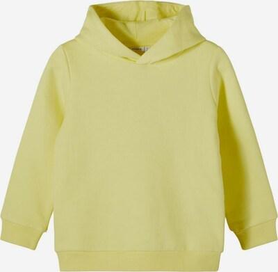 NAME IT Sudadera 'Terke' en amarillo, Vista del producto