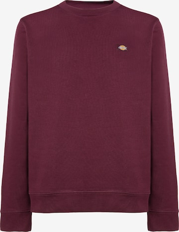 DICKIES Sweatshirt 'Oakport' in Brown