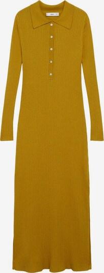 MANGO Kleid 'Polin-I' in oliv, Produktansicht