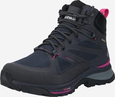 JACK WOLFSKIN Boots  'FORCE STRIKER TEXAPORE' in pink / schwarz, Produktansicht
