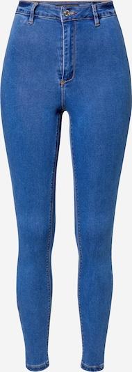 Jeans 'VICE' Missguided pe denim albastru: Privire frontală