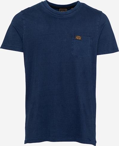 Tricou Superdry pe albastru, Vizualizare produs