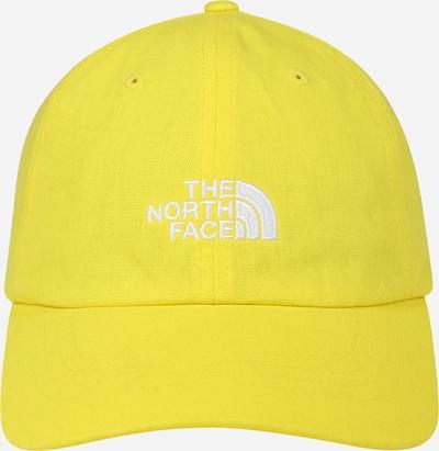 THE NORTH FACE Sportcap 'NORM' in gelb / weiß, Produktansicht