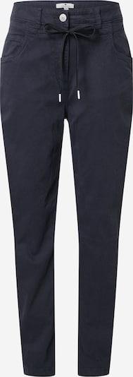 TOM TAILOR Pantalon chino en bleu foncé, Vue avec produit