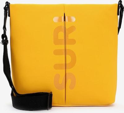 Suri Frey Sac à bandoulière '  Sady ' en jaune / noir, Vue avec produit