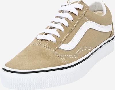 VANS Sneaker 'Old Skool' in dunkelbeige / weiß, Produktansicht