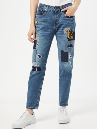 Lauren Ralph Lauren Jeans in blau, Modelansicht