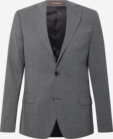 Veste de costume 'Edmund' Oscar Jacobson en gris