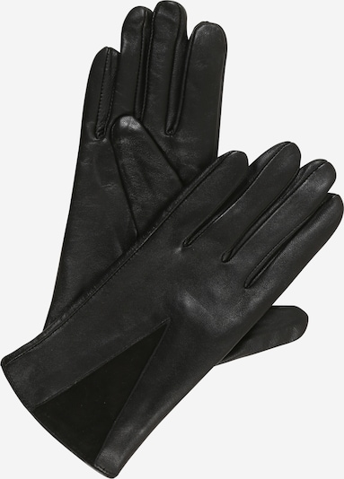 NÜMPH Fingerhandschuhe 'Breana' in schwarz, Produktansicht