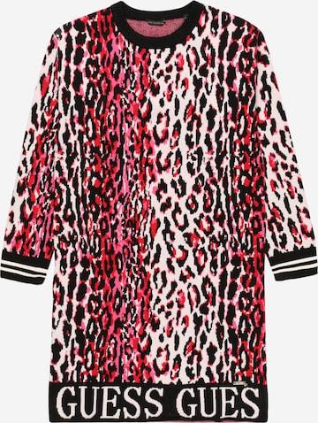 GUESS Kleit, värv segavärvid