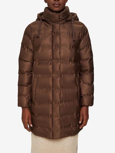 Esprit Collection Jacke in dunkelbraun, Modelansicht