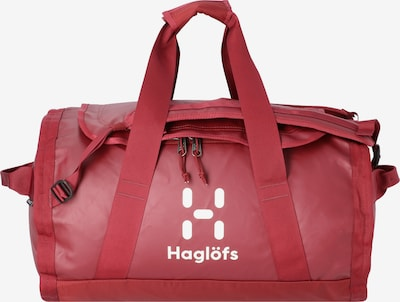 Haglöfs Travel Bag in Red, Item view