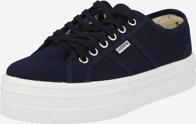 VICTORIA Sneaker 'BARCELONA' in navy, Produktansicht