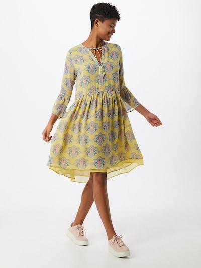 PRINCESS GOES HOLLYWOOD Šaty 'Bohemian' - žltá / zmiešané farby, Model/-ka