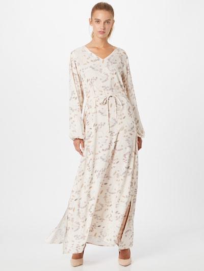 ARMEDANGELS Kleid 'ILEANAA PRESSED FLOWERS' in mischfarben / weiß, Modelansicht