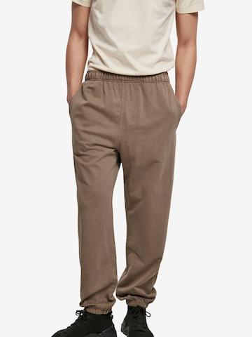 Pantaloni di Urban Classics in verde