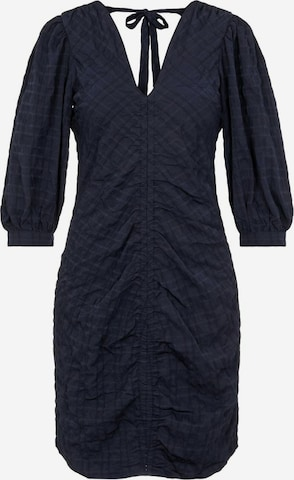 OBJECT Dress 'OBJGERDA 114' in Blue