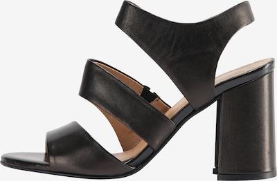 RISA Sandale in schwarz, Produktansicht