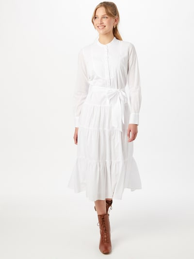 Lauren Ralph Lauren Košilové šaty - bílá, Model/ka