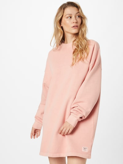 Reebok Classics Kleid in altrosa, Modelansicht
