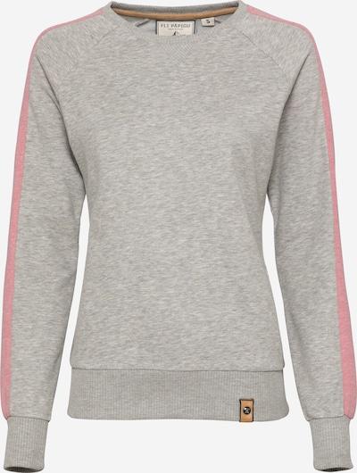 Fli Papigu Sweatshirt 'Mary Jane Hase' in graumeliert, Produktansicht