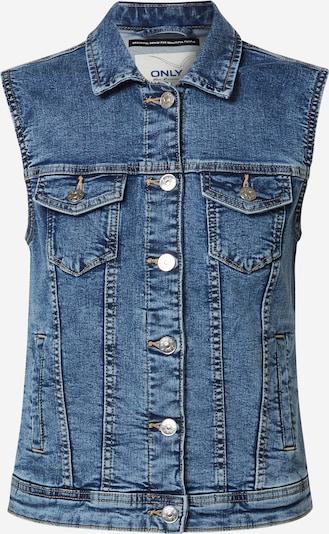ONLY Vest 'TIA' in Blue denim, Item view
