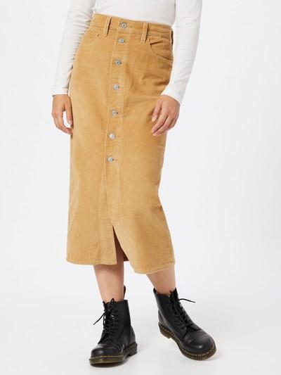 LEVI'S Spódnica w kolorze beżowym, Podgląd na modelu(-ce)