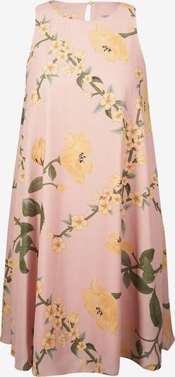 Auden Cavill Kleid in grün / pfirsich / rosa, Produktansicht