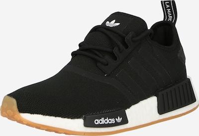 ADIDAS ORIGINALS Sneakers in Black / White, Item view