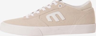 ETNIES Sneaker in creme, Produktansicht
