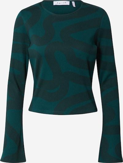 NU-IN Shirt in Petrol / Emerald, Item view