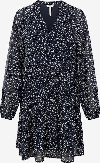 OBJECT Kleid 'Mila' in dunkelblau / weiß, Produktansicht