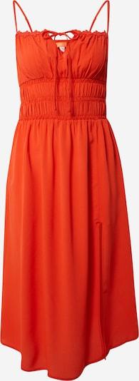 Paplūdimio suknelė iš River Island, spalva – ugnies raudona, Prekių apžvalga