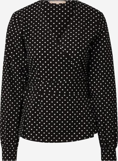 Soft Rebels Bluse 'Cath' in schwarz / weiß, Produktansicht