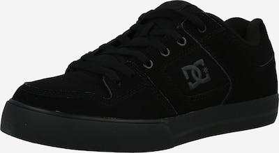 DC Shoes Sneaker 'Pure' in dunkelgrau / schwarz, Produktansicht